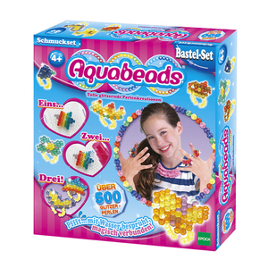 Aquabeads Bastelset - Schmuckset - 79438