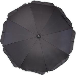 Micado Sonnenschirm für Kinderwagen-schwarz