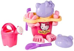 Hello Kitty Sandeimer Garnitur mit Füßen - 11tlg.