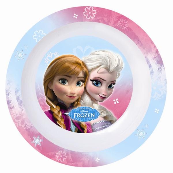 Kinder Suppenteller - Die Eiskönigin - Melamin