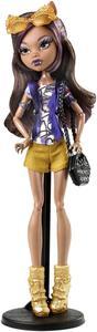 Monster High Puppe - Buh York - Städte Grausflug