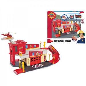 Dickie - Feuerwehrmann Sam - Fireman Sam Fire Rescue Centre