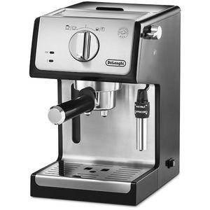 DeLonghi Espressomaschine ECP35.31, schwarz/silber