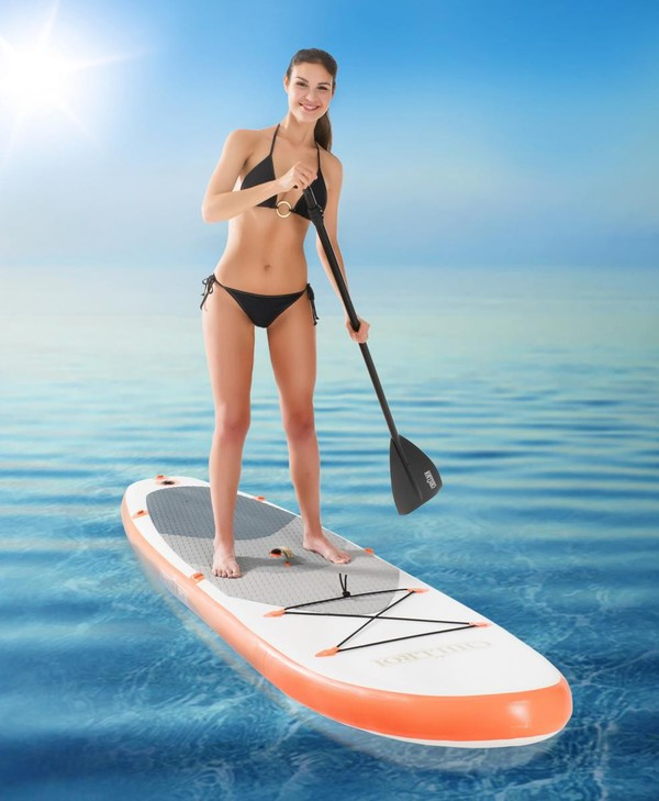 Chillroi Stand-Up-Paddling-Board Komplett-Set