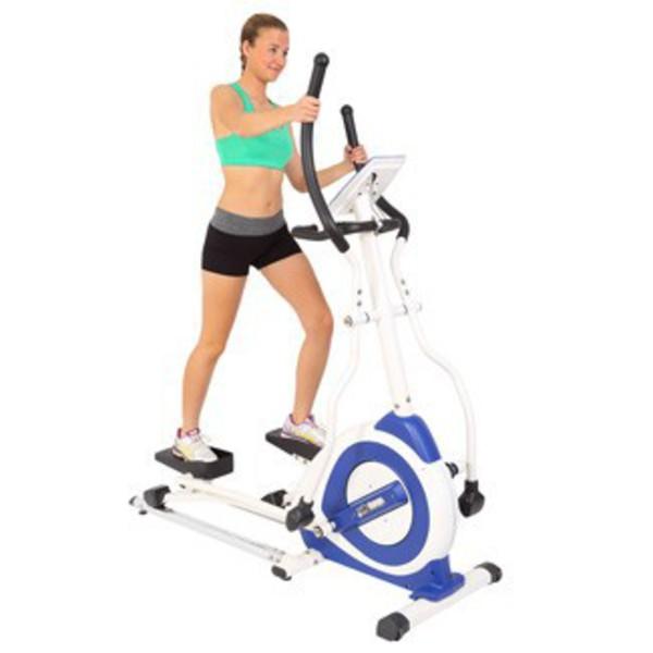 sportplus Crosstrainer Ergometer SP-ET-7000-E