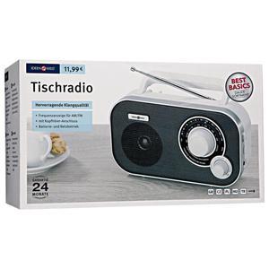 Rossmann Ideenwelt Tischradio