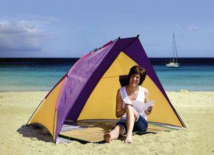 Besttoy Strandmuschel mit UV-Schutz, 210x120x120cm