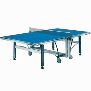 CORNILLEAU Tischtennisplatte ID Competition 640 ITTF Indoor blau, Größe: DUNKELBLAU