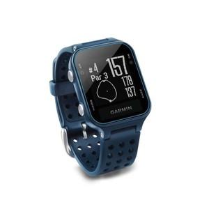 GPS-Golfuhr Entfernungsmesser Approach S20 blau