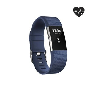 Activity Tracker Charge 2 L blau