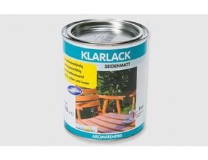 Klarlack Seidenmatt 750 ml