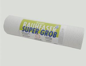 Rauhfasertapete Supergrob