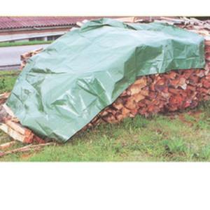 Gewebe-Abdeckplane mit Ösen 4 x 6 m