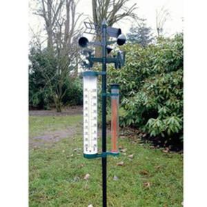 Wetterstation mit 4 Funktionen