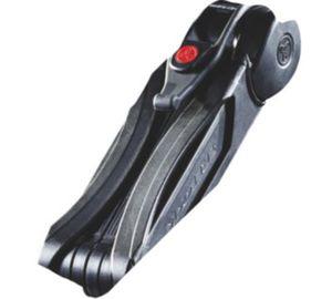 TRELOCK Faltschloss FS 500/90 ZF 500 TORO black