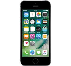 Apple iPhone SE 128 GB Space Grau