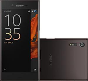 Sony Xperia XZ (Mineral-Schwarz)