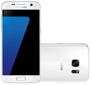 Samsung Galaxy S7 (Weiss)