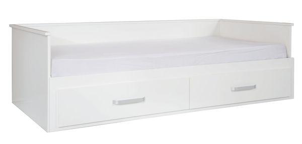 roba holz tagesbett moritz jugend ausziehbar ca 90 180 x 200 cm von rofu f r 444 90. Black Bedroom Furniture Sets. Home Design Ideas