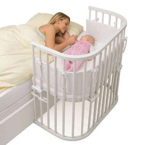BABYBAY®   Beistellbett Boxspring 50x90 cm