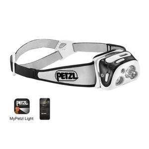 PETZL Stirnlampe Reactik+ Bluetooth® schwarz/weiß, Größe: No Size