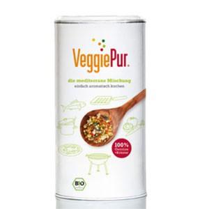 VeggiePur - mediterrane Mischung bio 200g