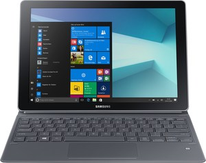 Samsung Galaxy Book 12.0 LTE 30,37cm (12´´) 2 in 1 Detachable-Notebook silber