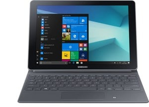 Samsung Galaxy Book 10.6 WiFi 26,86cm (10,6´´) 2 in 1 Detachable-Notebook silber