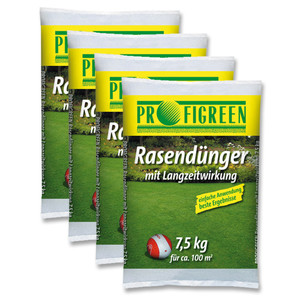 Rasendünger mit Langzeitwirkung 30kg - versandkostenfrei!