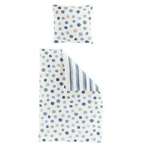 GALERIA home        Bettwäsche, Mako-Satin, 100% Baumwolle, mit Reißverschluss