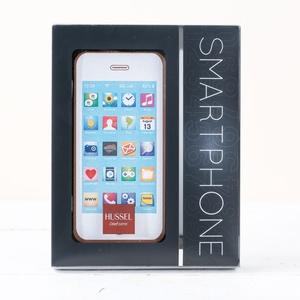 Smartphone aus Vollmilch-Schokolade, weiß 70g 8,56 € / 100g