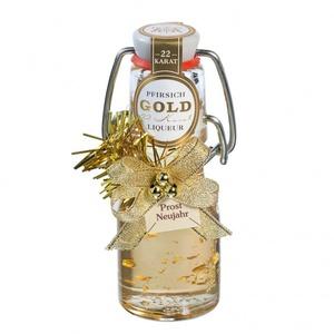 Gold Pfirsich ´´Prost Neujahr´´ -mini- 2,75 € / 100g