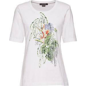 Adagio Damen Rundhals T-Shirt Tropic