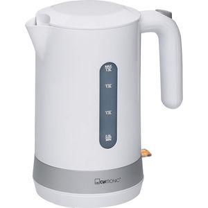 Clatronic Wasserkocher WK 3452, weiß