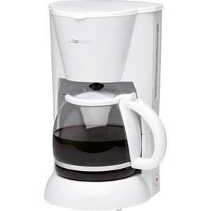 Clatronic Kaffeeautomat KA 3473, weiß
