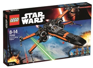 LEGO® Star Wars(TM) 75102 - Poes X-Wing Fighter(TM)