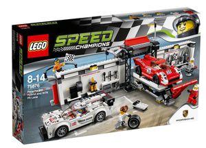 LEGO®  Speed Champions 75876 - Porsche 919 Hybrid and 917 K