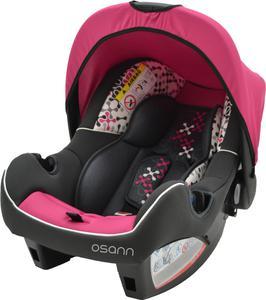 Baby Autositz BeOne SP Corail Pink Gruppe 0