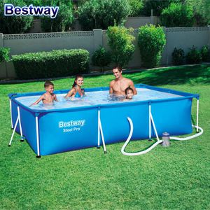 Bestway Deluxe Splash Frame Pool 300x201cm