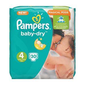 Pampers baby-dry 30er Gr.4 Maxi