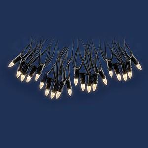 20er LED Kerzen-Lichterkette für Außen & Innen