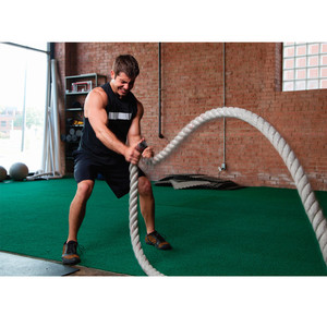 Trainingsseil Fitness-Tau Battle Rope Ø38mm/9m