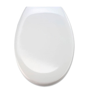 Toilettensitz mit Absenkautomatik weiß