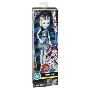 Monster High - Emoji Puppe, Frankie Stein (DMD46)