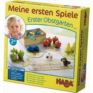 HABA - Meine ersten Spiele: Erster Obstgarten