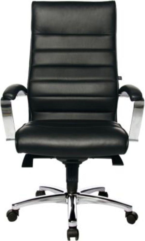 Drehstuhl TD Luxe 10, schwarz