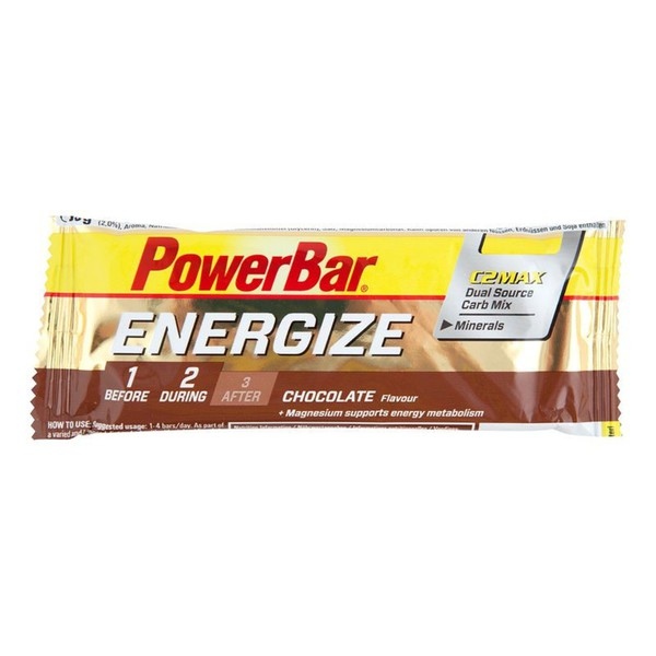 Energieriegel Reisriegel Energize C2MAX Schoko 55 g POWERBAR