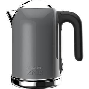 Kenwood Kabelloser Wasserkocher kMix SJM020GY, grau