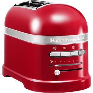 KitchenAid Toaster ARTISAN 5KMT2204, empire-rot
