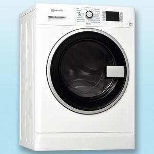 Bauknecht WATK Prime 9614 Waschtrockner, A, weiß
